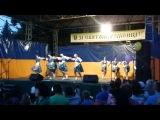 Молдавский народный танец.